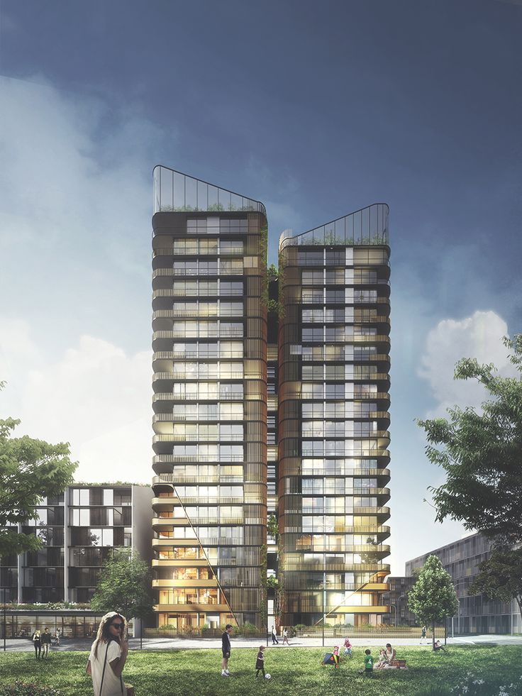 SJB   Projects - O'Dea Avenue