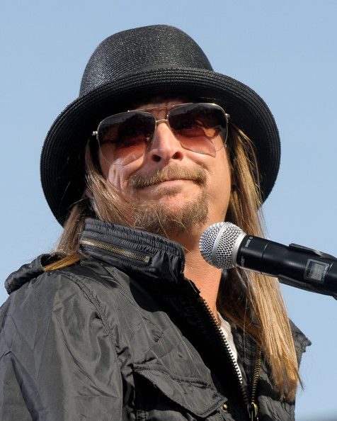 "Robert James Ritchie aka ""Kid Rock"" (born January 17, 1971) American multi-instrumentalist/music producer/actor. Most popularly known for his first commercial success, the 1998 studio album Devil Without a Cause, Nominated for a Grammy 5 times, he has sold 23.5m albums in the U.S. and 27.5m worldwide. Born in Romeo, Michigan, he was a rapper/hip hop performer with 5 releases between 1990-97. After Devil Without a Cause's success, he released The History of Rock."