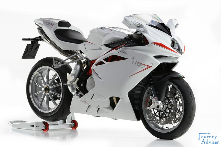 Created by motorcycle designer #Massimo #Tamburini at Cagiva Research Center, #MV #Agusta #F4 #Superbike which is commonly known for its strong engine.