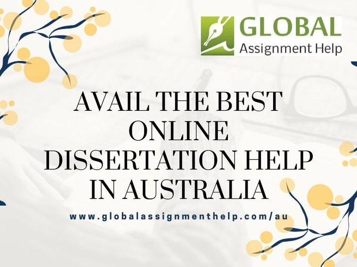 Best dissertation assistance