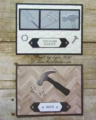 Nailed It by starzlmom28 - Cards and Paper Crafts at Splitcoaststampers