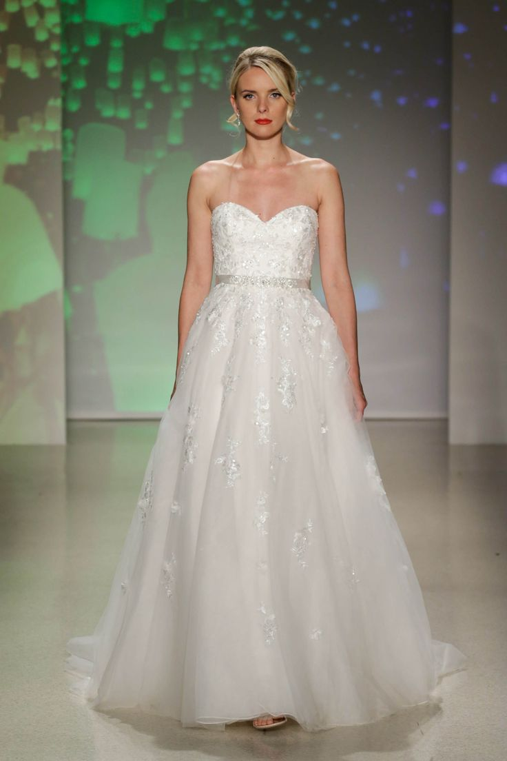 Rapunzel Inspired Dress - 2017 Disney's Fairy Tale Weddings by Alfred Angelo Collection