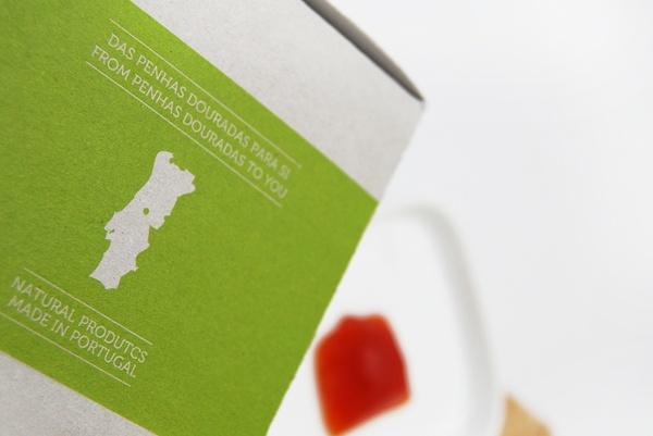Packaging - PDF - Penhas Douradas Food by INELO , via Behance