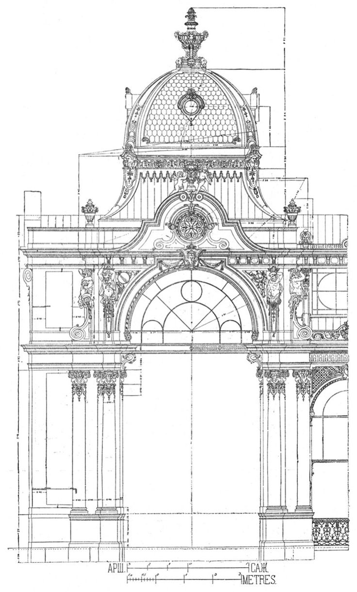 Find this pin and more on badass architectural drawings