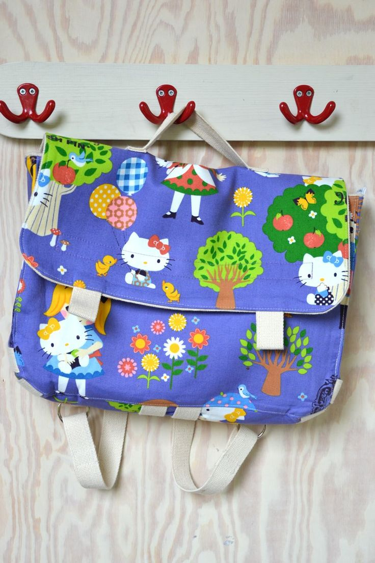 Een nieuw boekentasje voor Babette:         Wie denkt er nu aan nieuwe boekentassen als het schooljaar bijna op zijn einde loopt?   Wel, he...