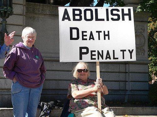 Arguments against death penalty