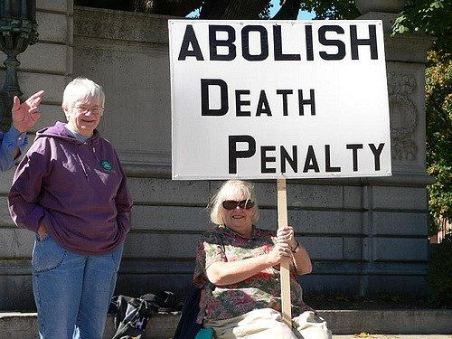 Arguments against death penalty
