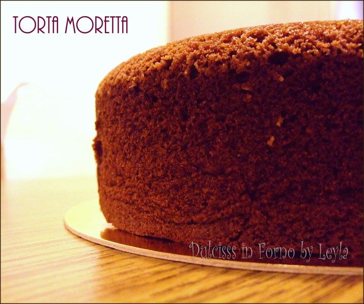 Torta+Moretta,+ricetta+base