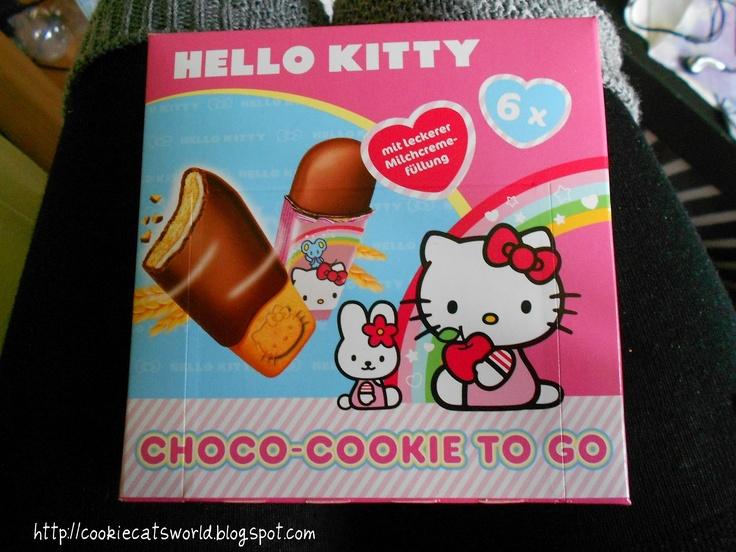 Hello Kitty Choco Cookies *¬*