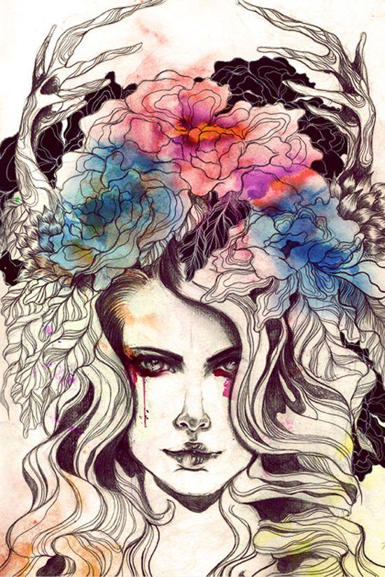 Amazing Mixed Media Illustrations by Daryl Feril   Abduzeedo   Graphic Design Inspiration and Photoshop Tutorials