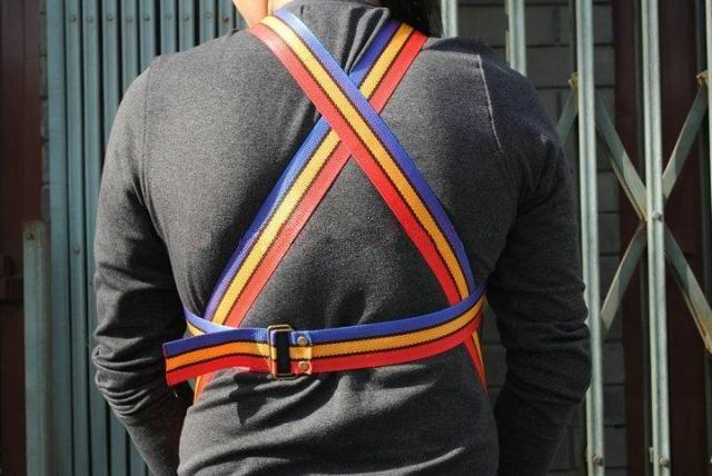 African drum straps DJEMBE / SAMBA Drum Strap HARNESS Djembe Shoulder Straps…