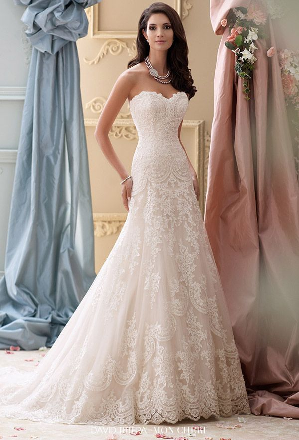 17 best images about dreams to believe in on pinterest for Wedding dress heart shaped neckline