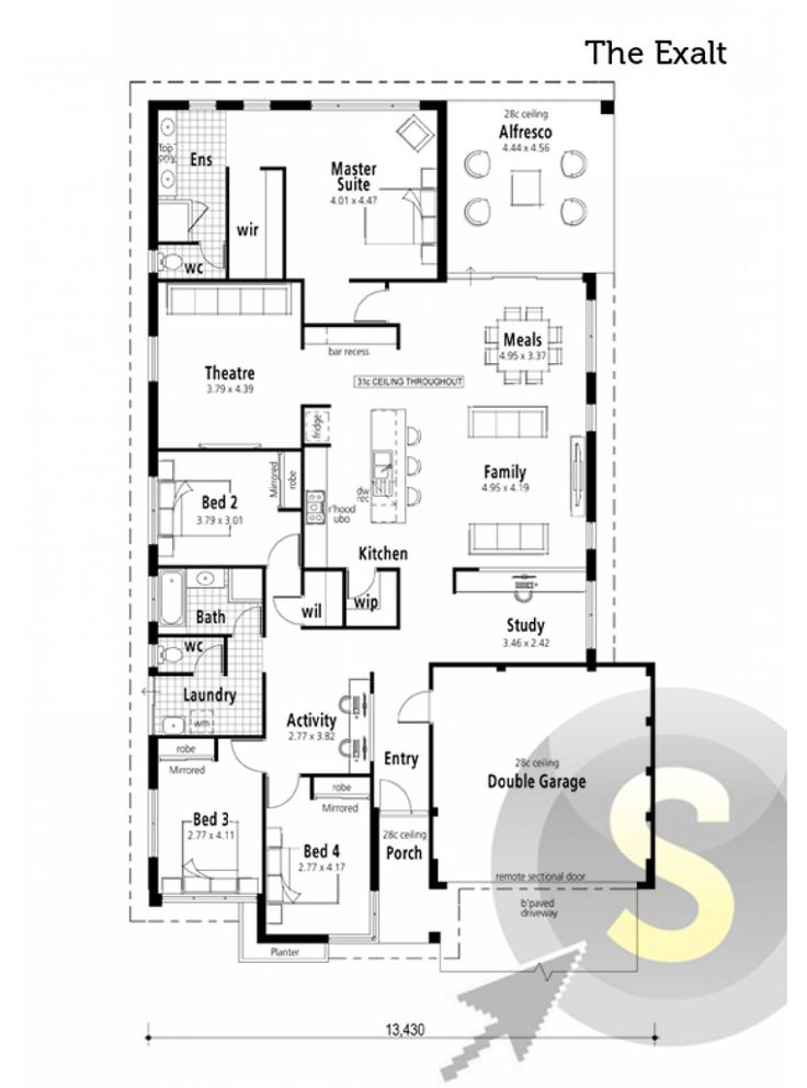 220 Best Images About Floorplanz! On Pinterest | Home Design