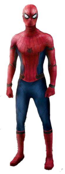 Marvels Civil War SPIDERMAN PNG Render by MrVideo-VidMan on DeviantArt