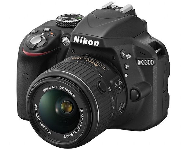 First images of the Nikon D3300 camera and new 35mm f/1.8G lens, US prices