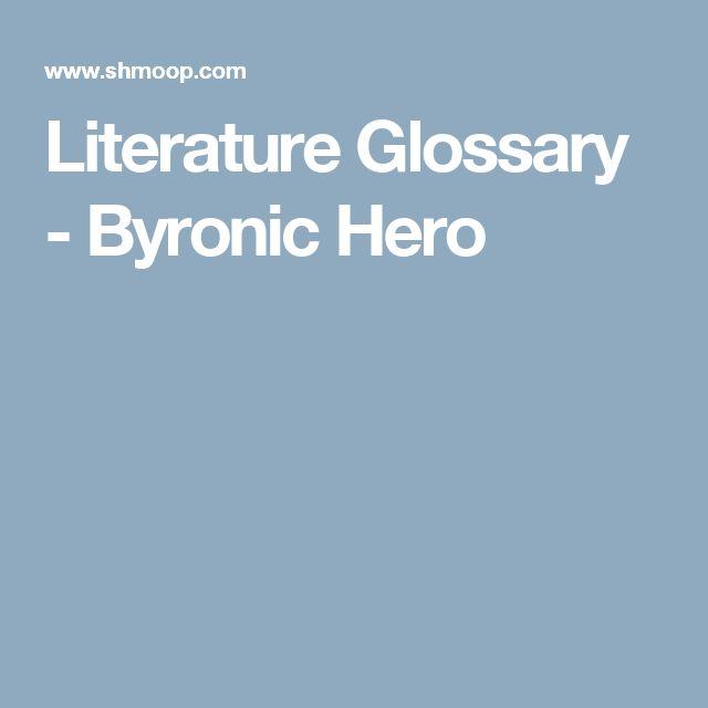 die besten byronic hero ideen auf jane eyre literature glossary byronic hero