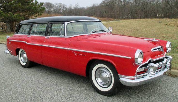 1955 DeSoto Firedome Station Wagon for sale | Hemmings Motor News