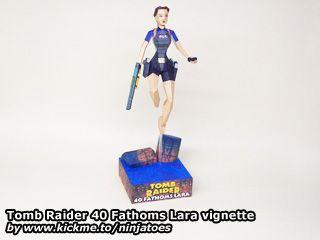 Tomb Raider II 40 Fathoms vignette