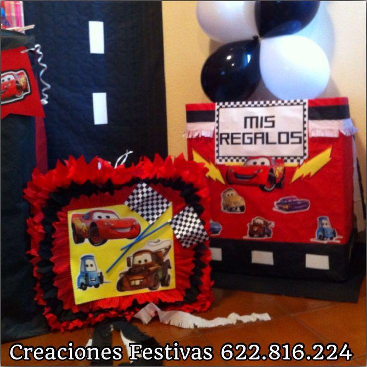 La pi ata y la caja para los regalos no pueden faltar - Regalos para pinatas ...