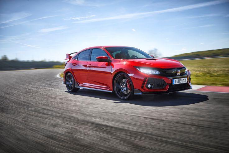 Το Honda Civic Type R «Best Performance Car»