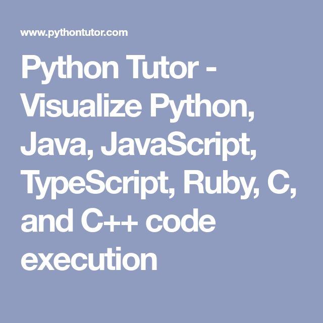 Best 25 c code ideas on pinterest random code hacking codes python tutor visualize python java javascript typescript ruby c fandeluxe Image collections