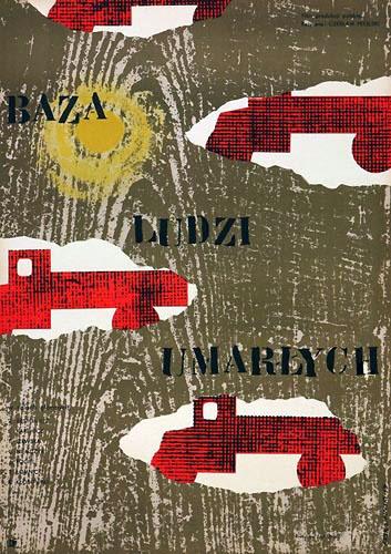 """""""BAZA LUDZI UMARLYCH"""" 1959"""