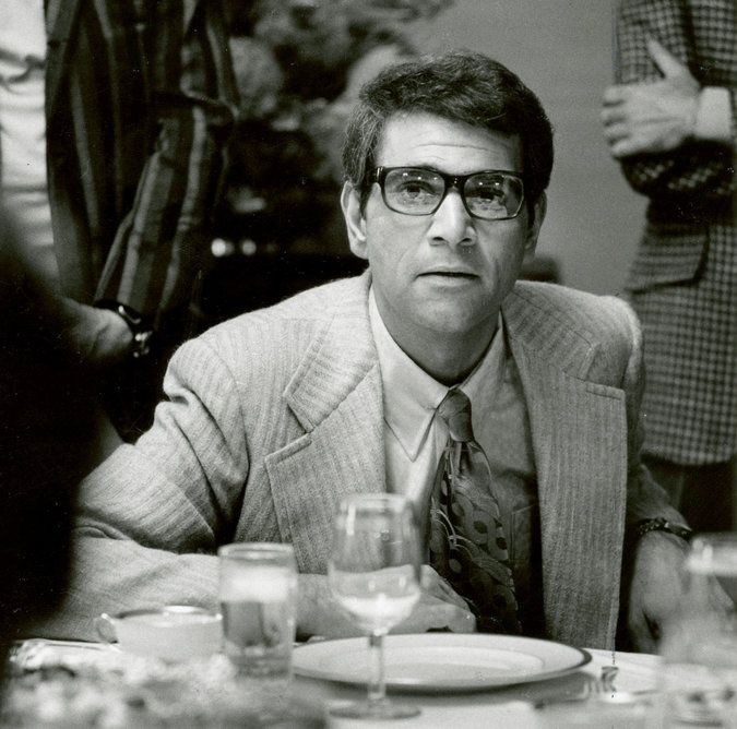 "ALEX ROCCO played Moe Greene in ""The Godfather""."