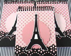 Bloquinho Paris Vintage
