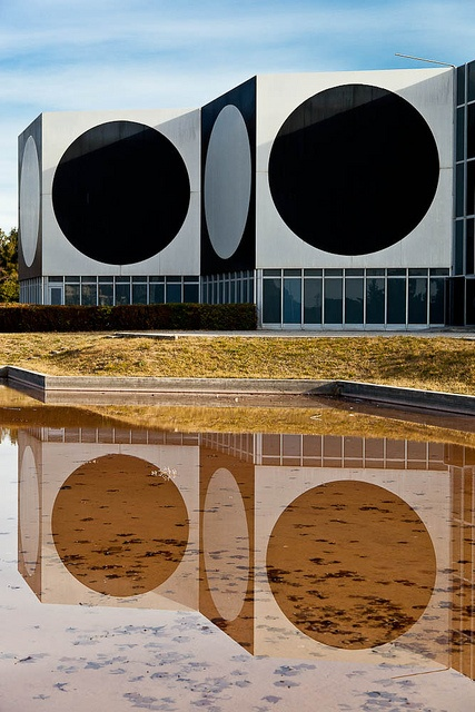 Fondation Vasarely, Aix en Provence -  www.fondationvasarely.fr closed at the moment but well worth checking to see when it re-opens!