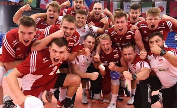 Polscy młodzi siatkarze mistrzami świata! W finale rozbili Kubę do zera