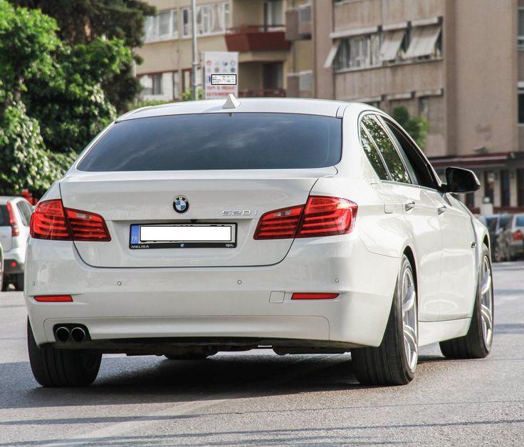 BMW 520i - F10