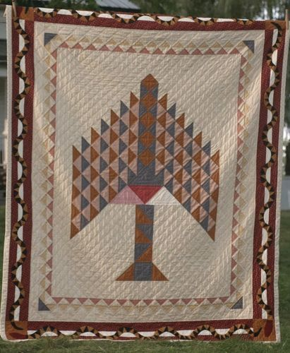 Related Image Tree Quilt Quilts Antique Quilts