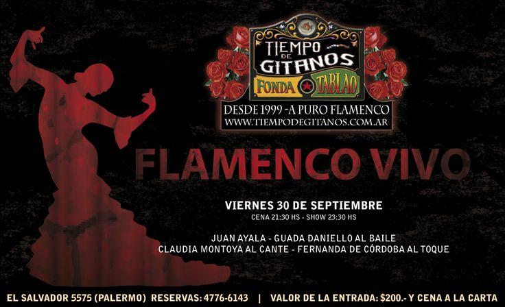 Noche de Cena Show!!! Reservas al 4776-6143  Los esperamos!!! El Salvador 5575 - Palermo