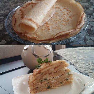 Kahvaltılık Krep Tarifleri - http://www.selmamutfakta.com/2016/02/kahvaltilik-krep-tarifleri.html