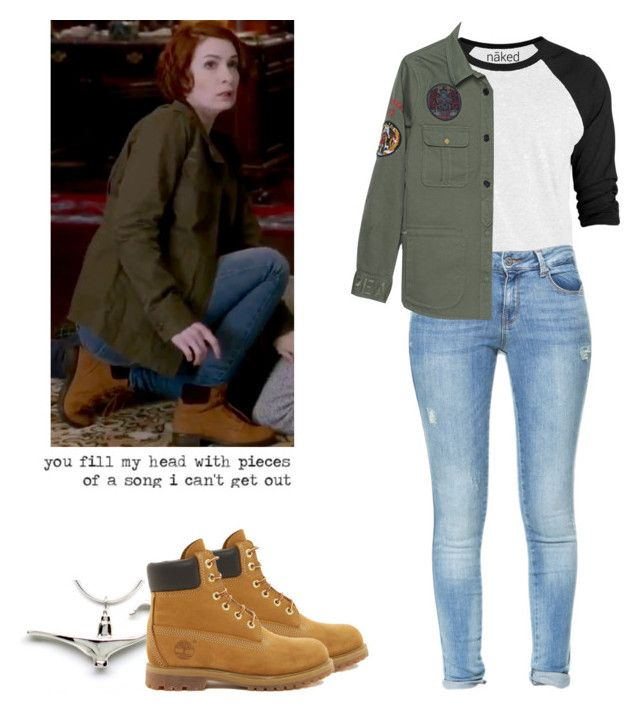 Charlie Bradbury - spn / supernatural by shadyannon on Polyvore featuring polyvore fashion style Zadig & Voltaire Zara Timberland clothing