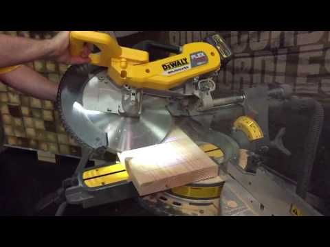 Dewalt Introduces Two Cordless Power Tools You Never Thought Possible | Dewalt Flexvolt 60V | Cordless Table Saw | Cordless Miter Saw