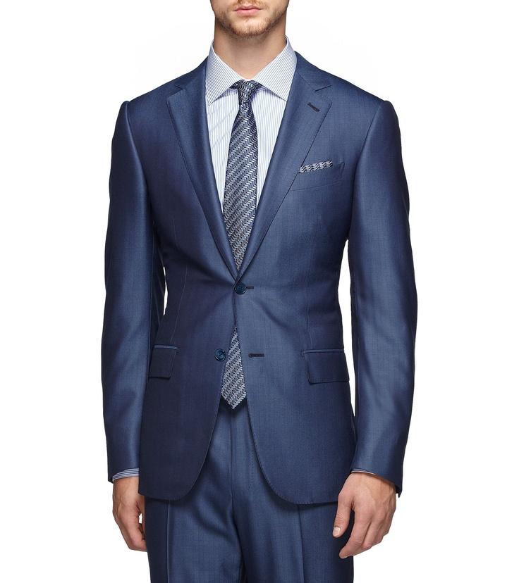 25  best ideas about Blue suit men on Pinterest | Modern suit men ...