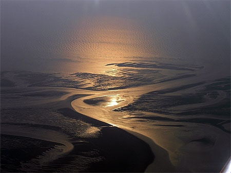 Baie de Somme (estuary of the Somme river)
