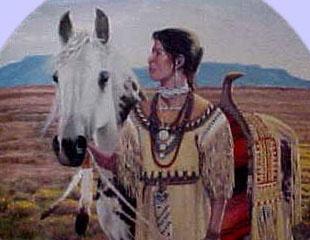 Lozen ~ Chihenne Chiricahua Apache