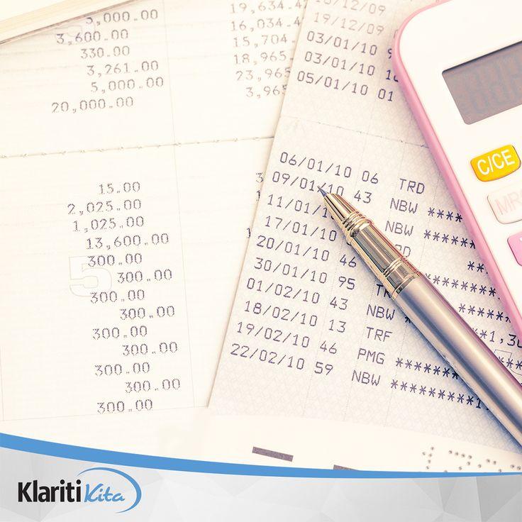 Salah satu tips untuk bisa menabung adalah dengan memisahkan rekening operasional dan rekening tabungan. Untuk rekening tabungan usahakan tidak perlu membuat ATM agar uang yang tersimpan tidak mudah diambil. Sahabat KlaritiKita, ada yang sudah menerapkan tips ini?