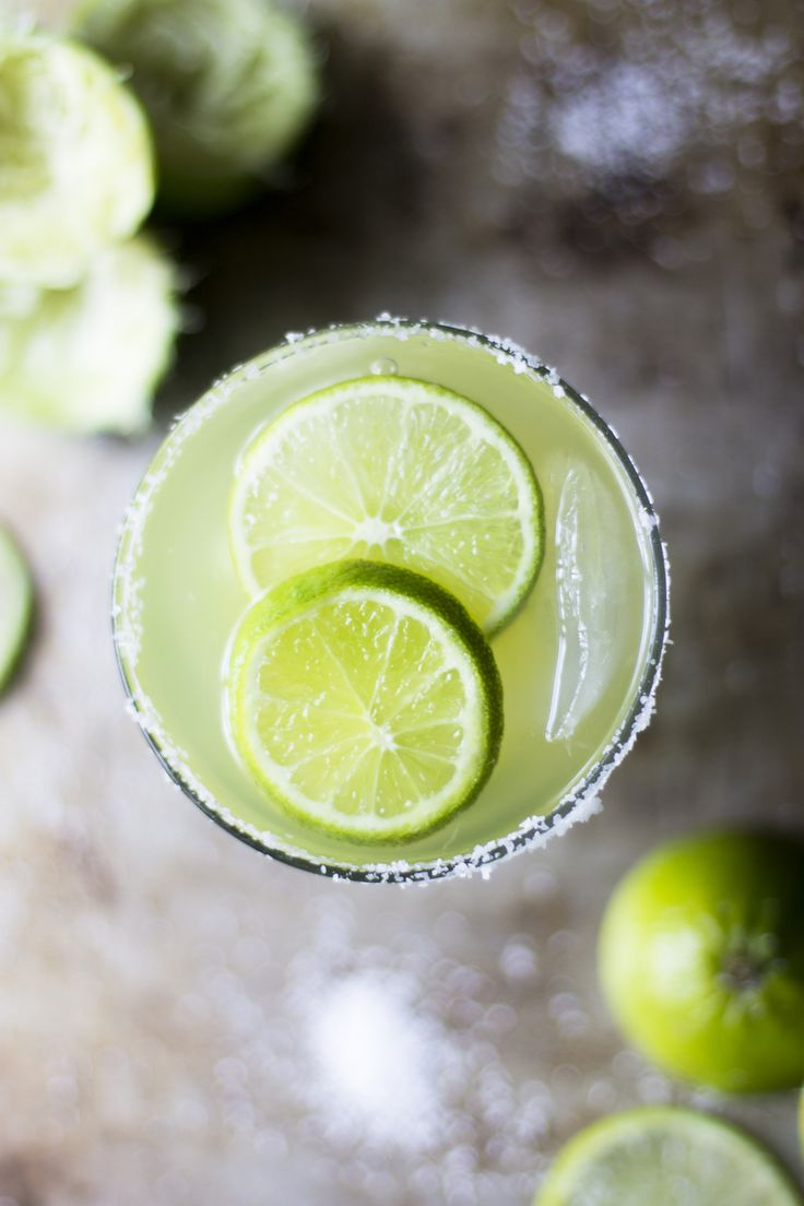 Skinny Margaritas // all the taste with fewer calories