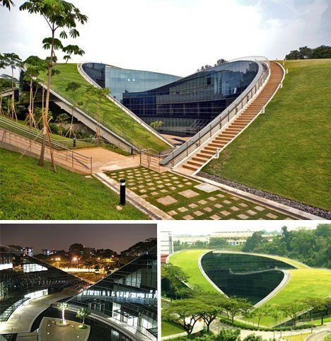 School of Arts, Design and Media in Nanyang Technological University, Singapore. :)