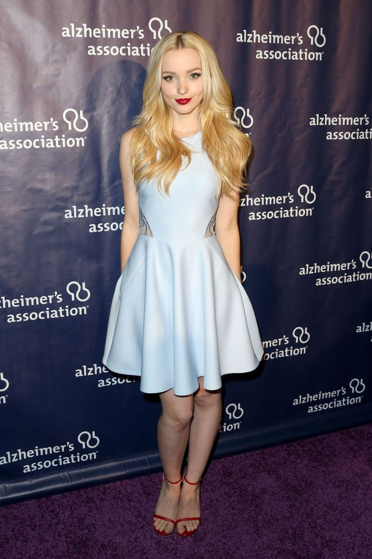 Dove Cameron // Alzheimer's Association 'A Night at Sardi's