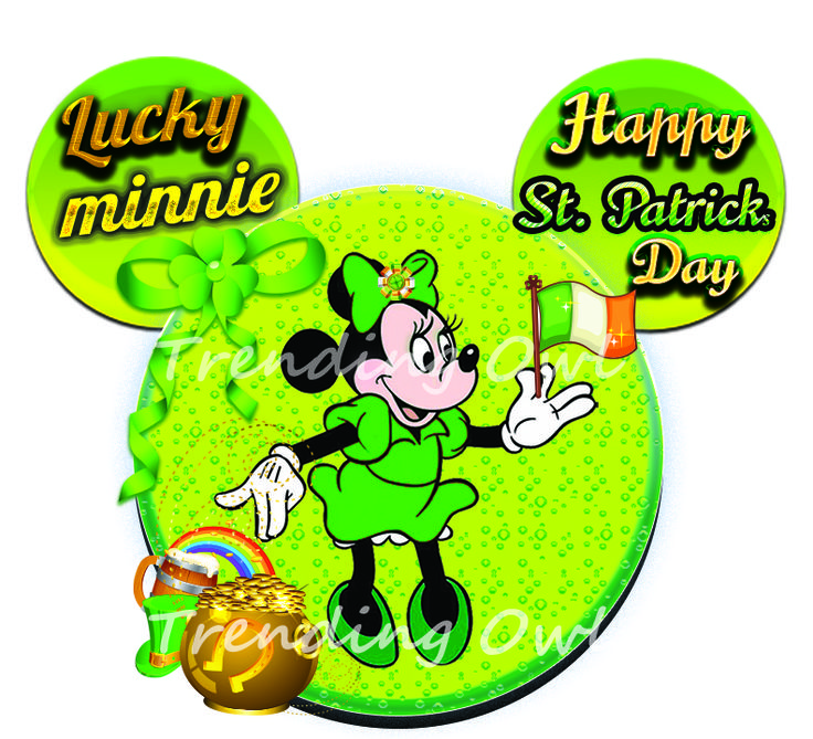 Minnie St Patrick's