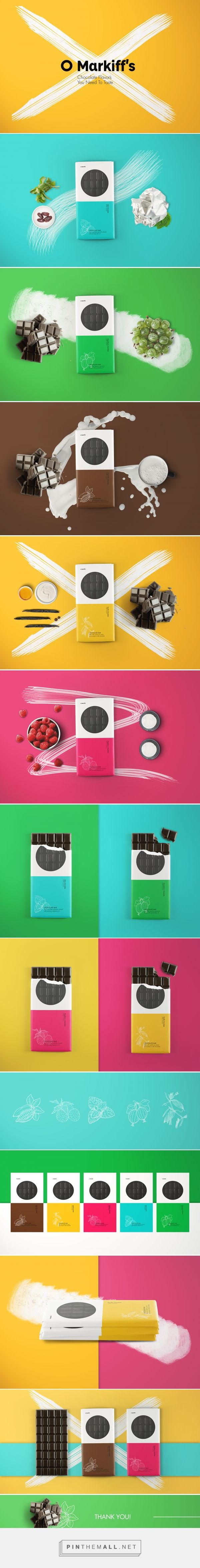 O Markiff's Chocolate Branding and Packaging by Pawel Kociszewski | Fivestar Branding Agency – Design and Branding Agency & Curated Inspiration Gallery