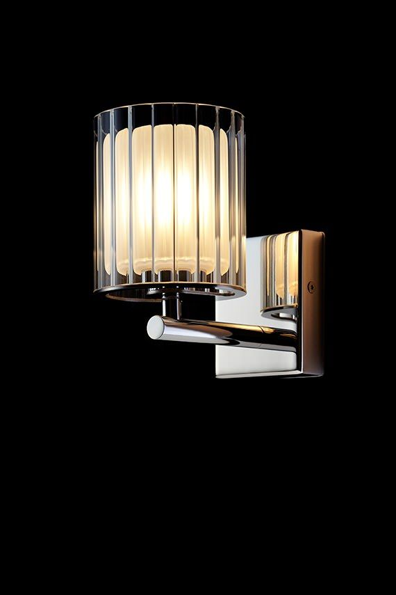 Flute Wall Light IP44 | Contemporary Lighting Products