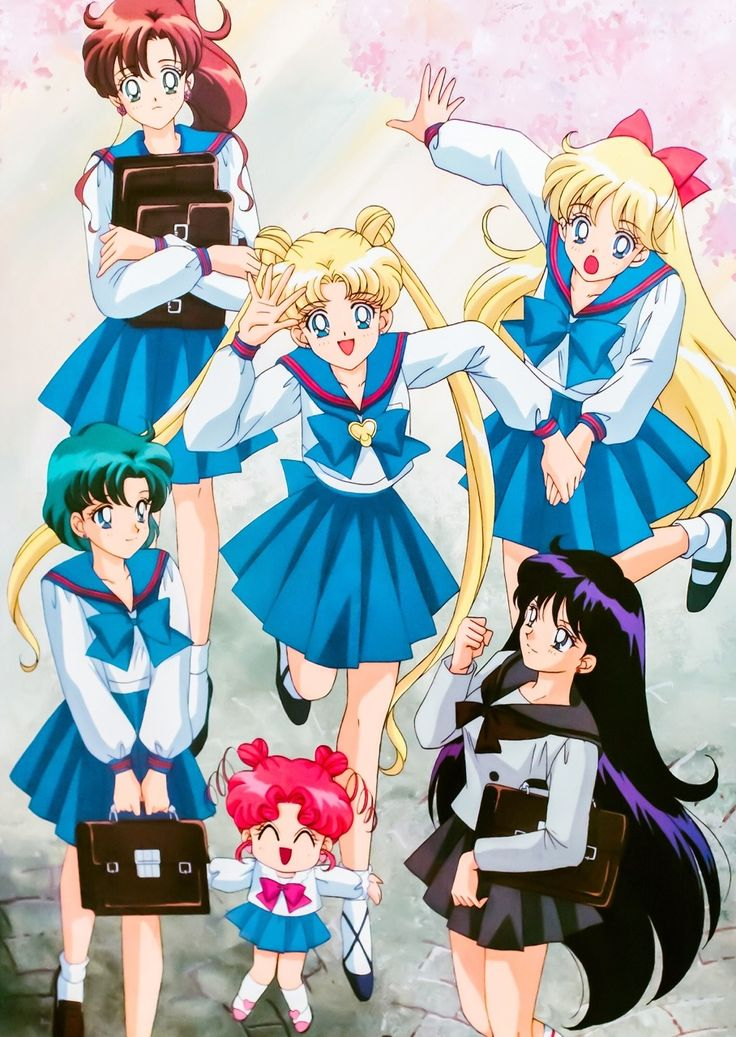 1235 Best Sailor Moon Characters Images On Pinterest