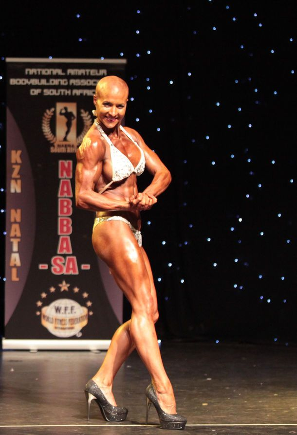 Nabba Nationals- Chest and bicep
