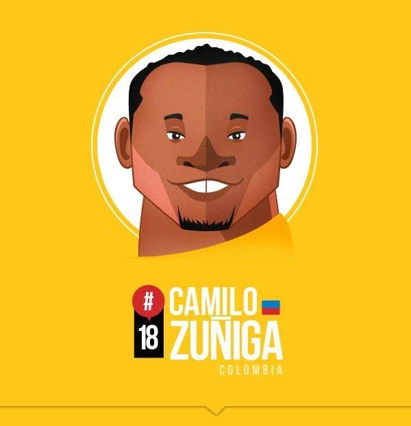 #Zuñiga