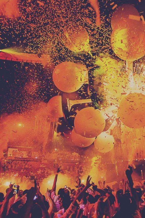 "we-are-ravers: ""rave-republic: "" Sensation White Miami | Alex G Perez "" """